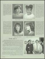 1987 Foxboro High School Yearbook Page 56 & 57