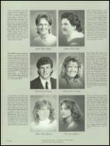1987 Foxboro High School Yearbook Page 58 & 59