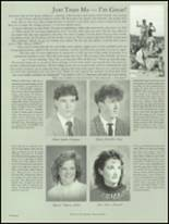 1987 Foxboro High School Yearbook Page 60 & 61