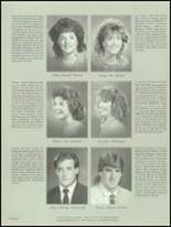 1987 Foxboro High School Yearbook Page 62 & 63