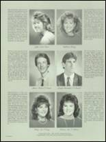 1987 Foxboro High School Yearbook Page 66 & 67