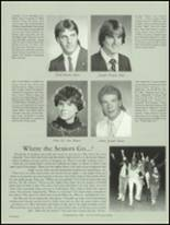 1987 Foxboro High School Yearbook Page 68 & 69