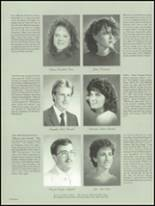 1987 Foxboro High School Yearbook Page 70 & 71