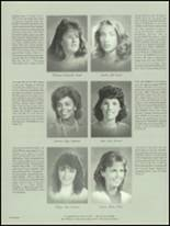 1987 Foxboro High School Yearbook Page 72 & 73