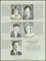 1987 Foxboro High School Yearbook Page 74 & 75