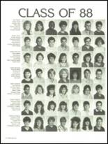 1987 Foxboro High School Yearbook Page 80 & 81