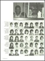 1987 Foxboro High School Yearbook Page 82 & 83