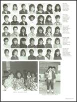 1987 Foxboro High School Yearbook Page 86 & 87