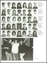 1987 Foxboro High School Yearbook Page 88 & 89