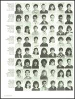 1987 Foxboro High School Yearbook Page 90 & 91