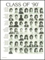 1987 Foxboro High School Yearbook Page 92 & 93