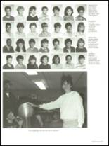 1987 Foxboro High School Yearbook Page 94 & 95
