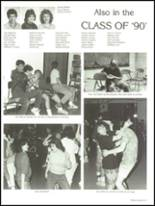 1987 Foxboro High School Yearbook Page 96 & 97