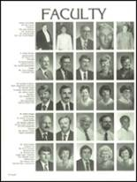 1987 Foxboro High School Yearbook Page 98 & 99