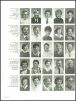 1987 Foxboro High School Yearbook Page 100 & 101