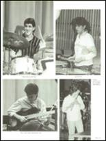 1987 Foxboro High School Yearbook Page 104 & 105