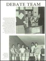 1987 Foxboro High School Yearbook Page 106 & 107