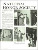 1987 Foxboro High School Yearbook Page 108 & 109