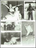 1987 Foxboro High School Yearbook Page 110 & 111