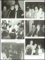 1987 Foxboro High School Yearbook Page 114 & 115