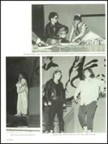1987 Foxboro High School Yearbook Page 118 & 119