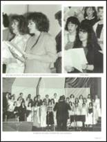 1987 Foxboro High School Yearbook Page 120 & 121