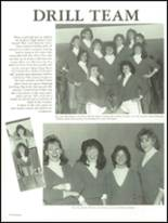 1987 Foxboro High School Yearbook Page 122 & 123