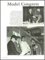 1987 Foxboro High School Yearbook Page 126 & 127