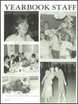 1987 Foxboro High School Yearbook Page 130 & 131