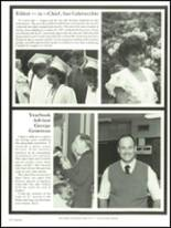 1987 Foxboro High School Yearbook Page 132 & 133