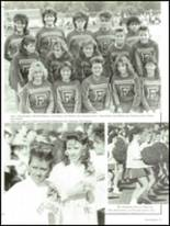 1987 Foxboro High School Yearbook Page 136 & 137