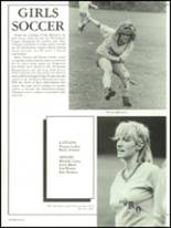 1987 Foxboro High School Yearbook Page 138 & 139