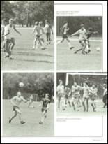 1987 Foxboro High School Yearbook Page 140 & 141
