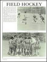 1987 Foxboro High School Yearbook Page 142 & 143