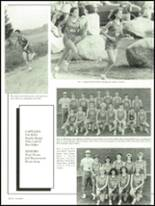 1987 Foxboro High School Yearbook Page 144 & 145