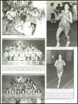 1987 Foxboro High School Yearbook Page 152 & 153