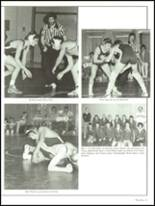 1987 Foxboro High School Yearbook Page 154 & 155