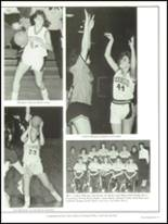 1987 Foxboro High School Yearbook Page 156 & 157