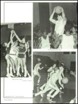 1987 Foxboro High School Yearbook Page 158 & 159