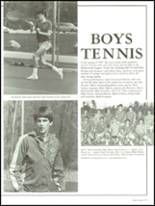 1987 Foxboro High School Yearbook Page 162 & 163