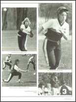 1987 Foxboro High School Yearbook Page 164 & 165