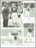 1987 Foxboro High School Yearbook Page 166 & 167