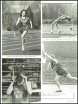 1987 Foxboro High School Yearbook Page 168 & 169