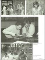 1987 Foxboro High School Yearbook Page 176 & 177