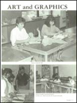 1987 Foxboro High School Yearbook Page 182 & 183