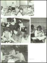 1987 Foxboro High School Yearbook Page 184 & 185