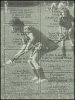 1987 Foxboro High School Yearbook Page 196 & 197