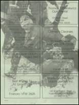 1987 Foxboro High School Yearbook Page 198 & 199