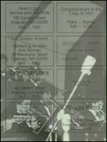 1987 Foxboro High School Yearbook Page 210 & 211