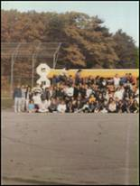 1987 Foxboro High School Yearbook Page 222 & 223